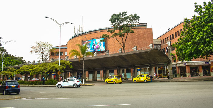 South Terminal to Tiger Hostel Medellin