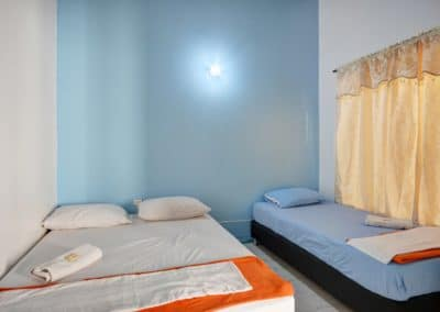 Tiger Hostel Medellin - Private Bedroom with Shared Bathroom